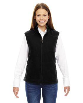 Ash City - North End 78173 Ladies' Voyage Fleece Vest