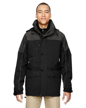 Ash City - North End 88006 Adult 3-in-1 Two-Tone Parka