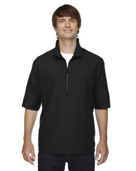 Ash City - North End 88084 ·O Plus Lined Short-Sleeve Wind Shirt