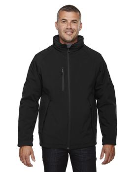 Ash City - North End 88159 Men's Glacier Insulated Three-Layer Fleece Bonded Soft Shell Jacket