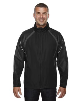 Ash City - North End 88168 Men's Sirius Lightweight Jacket with Embossed Print