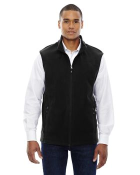 Ash City - North End 88173 Men's Voyage Fleece Vest