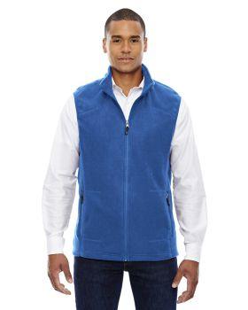 'Ash City - North End 88173 Men's Voyage Fleece Vest'