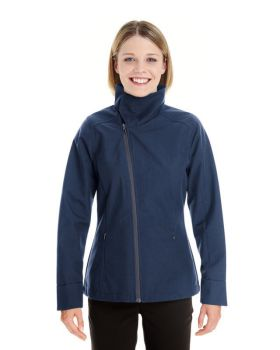 Ash City - North End NE705W Ladies' Edge Soft Shell Jacket with Convertible Collar