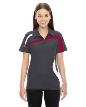 Ash City - North End Sport Red 78645 T Performance Polyester Piqué Color ...