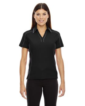 Ash City - North End Sport Red 78648 Performance Polyester Piqué Polo