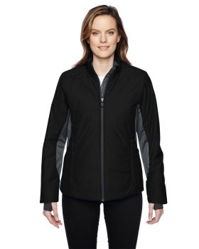 Ash City - North End Sport Red 78696 Ge Insulated Hybrid Jacket