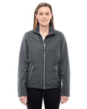 Ash City - North End Sport Red 78809 Tum Interactive Hybrid Insulated Ja ...