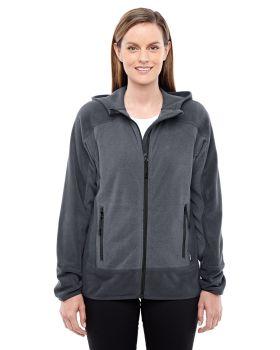 Ash City - North End Sport Red 78810 X Polartec Active Fleece Jacket