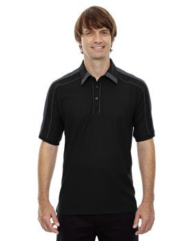 Ash City - North End Sport Red 88648 Erformance Polyester Piqué Polo