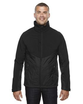 Ash City - North End Sport Red 88679 E Insulated Hybrid Soft Shell Jacke ...