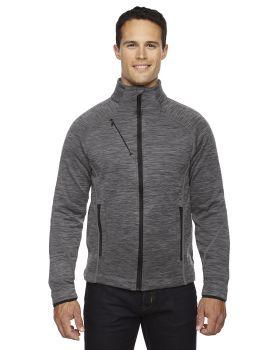 Ash City - North End Sport Red 88697 Lange Bonded Fleece Jacket