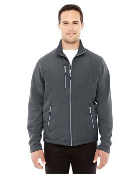 Ash City - North End Sport Red 88809Interactive Hybrid Insulated Jacket