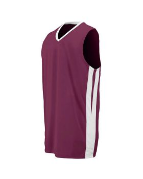 Augusta 1041-C Youth Triple-Double Game Jersey