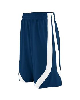 Augusta 1046-C Youth Triple-Double Game Short