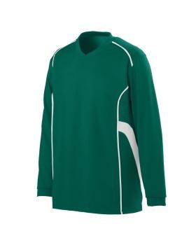 Augusta 1086 Youth Winning Streak Long Sleeve Jersey