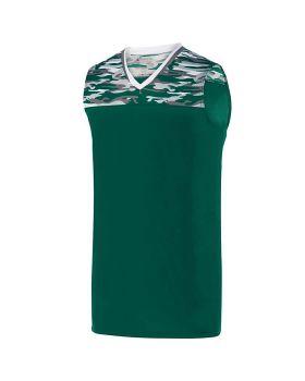 Augusta 1115 Mod Camo Game Jersey