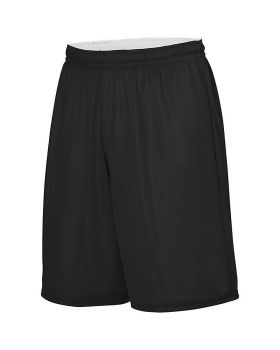 Augusta 1407 Youth Reversible Wicking Short
