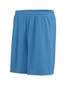 Augusta 1426 Youth Octane Wicks Moisture Short