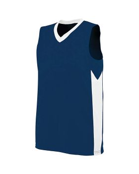 Augusta 1714 Ladies Block Out Jersey