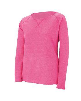 Augusta 2104-C Ladies French Terry Sweatshirt