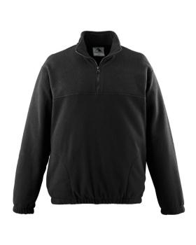 Augusta 3531 Youth Chill Fleece Half-Zip Pullover