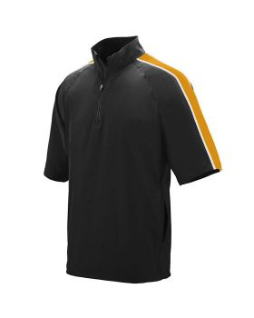 Augusta 3789 Youth Quantum Short Sleeve Pullover
