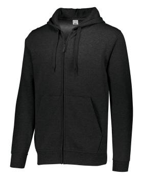 Augusta 5418 60/40 Fleece Full-Zip Hoodie