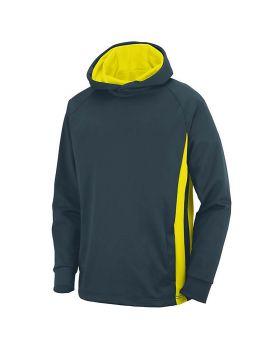Augusta Sportswear 5519-C Youth Striped Up Hoody
