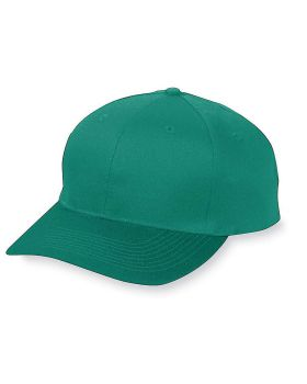 Augusta 6204 Six-Panel Cotton Twill Low-Profile Cap
