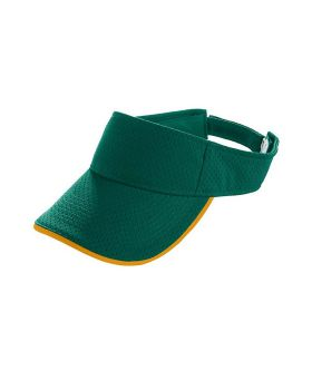 Augusta 6224 Youth Athletic Mesh Two-Color Visor