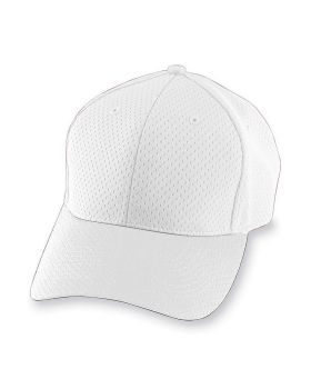Augusta 6236 Athletic Mesh Cap-Youth