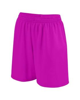 Augusta Sportswear 963 Girls Shockwave Short