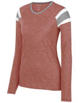 Augusta Sportswear 3012 Ladies' Fanatic Long-Sleeve T-Shirt