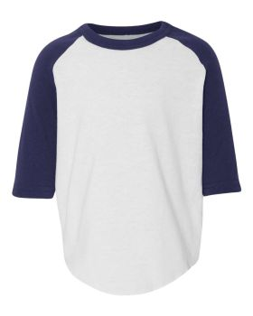 Augusta Sportswear 422 Toddler 3/4-Sleeve Baseball Jersey