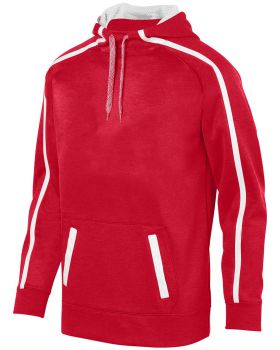 Augusta Sportswear 5554 Adult Stoked Tonal Heather Hoodie