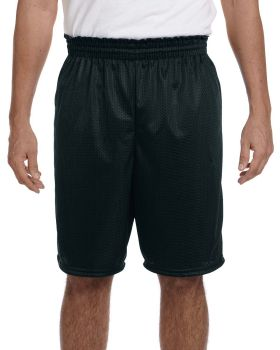 Augusta Sportswear 848 Adult Tricot Mesh/Tricot-Lined 9 Short