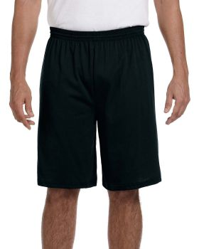 Augusta Sportswear 915 Adult Longer-Length Jersey Short