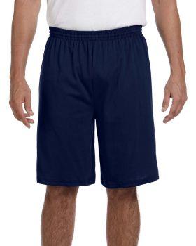 'Augusta Sportswear 915 Adult Longer-Length Jersey Short'