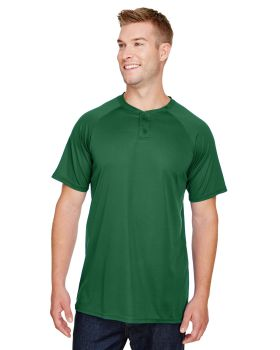 Augusta Sportswear AG1565 ATTAIN 2BTN BSBL JRSY
