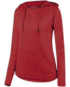 Augusta Sportswear AG2907 Ladies' Shadow TonalHeather Hoodie