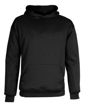 Badger 2454 BT5 Youth Performance Fleece Hooded Sweatshirt
