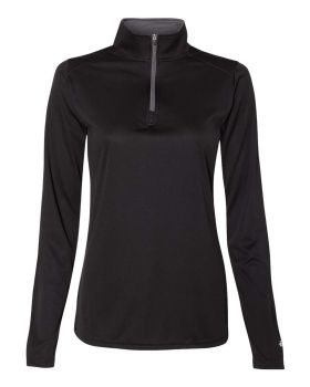 Badger 4103 B-Core Women's Quarter-Zip