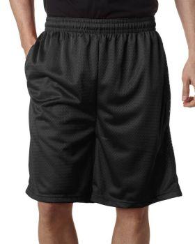 Badger 7219 Pro Mesh 9 Inseam Pocketed Shorts