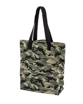 BAGedge BE066 Canvas Print Tote