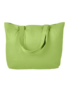 BAGedge BE102 Cotton Twill Horizontal Shopper