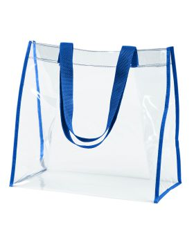BaGedge BE252 Clear PVC Tote