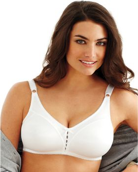 Bali 3820 Bali Double Support Wirefree Bra