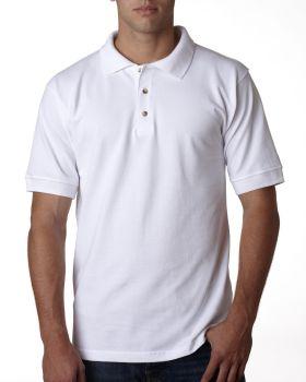 Bayside BA1000 Adult Cotton Piqué Polo