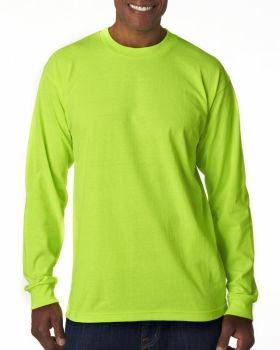 Bayside BA1715 Adult Long-Sleeve T-Shirt